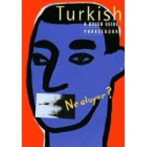 Turkish Phrasebook: A Rough Phrasebook (Phrase Book, Rough Guide) (Turkish Edition)