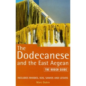 The Dodecanese And the East Aegean: The Rough Guide (Second Edition) (Rough Guide Travel Guides)