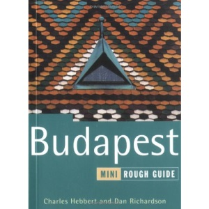 The Rough Guide to Budapest (mini version)