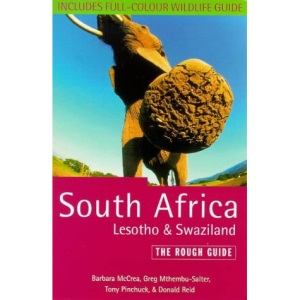 South Africa: The Rough Guide (Second Edition) (Rough Guide Travel Guides)