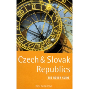 The Rough Guide to the Czech & Slovak Republics: Fifth Editionn (Rough Guide Travel Guides)