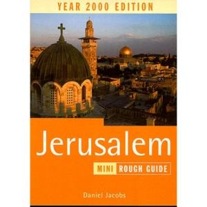 Jerusalem 2000: The Mini Rough Guide (Miniguides)