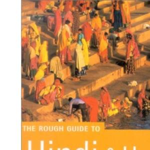 Hindi & Urdu: A Rough Guide Dictionary Phrasebook (2nd) (Rough Guide Phrasebooks)