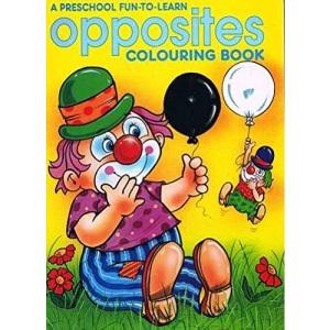 Preschool Fun-to-Learn Colouring Books