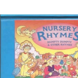 Nursery Rhymes: Mini Pop-Up Books: Rock-a-bye Baby; Mary Had a Little Lamb; Mary, Mary Quite Contrary; See-Saw Margery Daw; Humpty Dumpty; Wee Willie Winkie