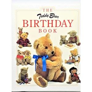 The Teddy Bear Birthday Book