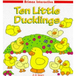 Ten Little Ducklings (Brimax Interactive)