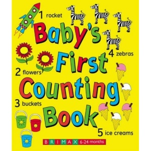 Baby's First Counting Book