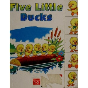 Five Little Ducks (Toddlers' tabbed board books)