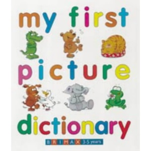 My First Picture Dictionary (Early learning)