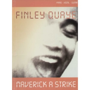 Finlay Quaye: Maverick A Strike - Piano-Vocal-Guitar