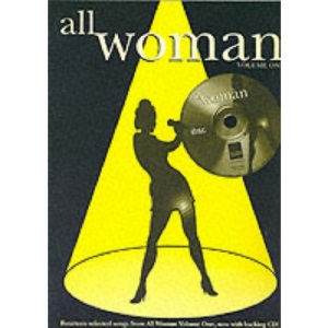 All Woman Collection: v. 1: (Piano, Vocal, Guitar): Vol 1
