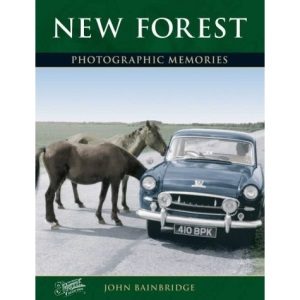 Francis Frith's New Forest (Photographic Memories)
