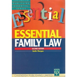 Essential Family Law (Essential Law)