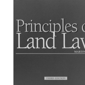 Principles of Land Law 3/e (Principles of Law)