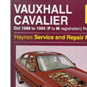 Vauxhall Cavalier ('88 to October '95) Petrol Service and Repair Manual (Haynes Service and Repair Manuals)
