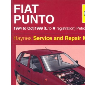 Fiat Punto (1994-1999) Service and Repair Manual (Haynes Service and Repair Manuals)