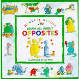 Learn About Opposites (Monster School)