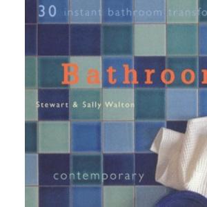Bathrooms: Over 30 Instant Bathroom Transformations