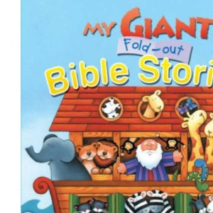 My Giant Fold-out Book of Bible Stories (Hermie & Friends)
