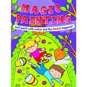 Magic Painting Nursery Rhymes: Magic Painting Book