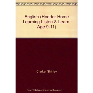 English (Hodder Home Learning Listen & Learn: Age 9-11)