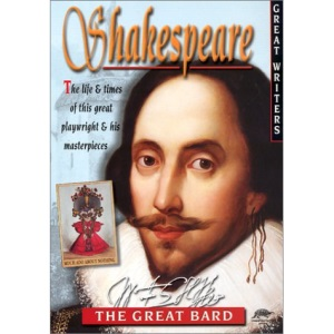 Shakespeare: The Life and Times of This Great Playwright and His Masterpieces (Snapping Turtle Guides: Great Writers)
