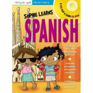 Sophie Learns Spanish (Language Learners)