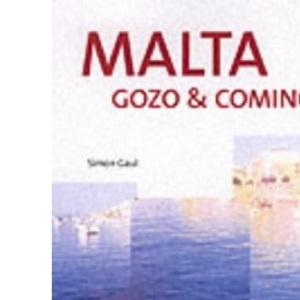 Malta, Gozo and Comino (Cadogan Guide Malta, Gozo & Comino)