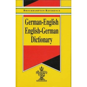 German-English, English-German Dictionary (Brockhampton Reference Series (Bilingual))
