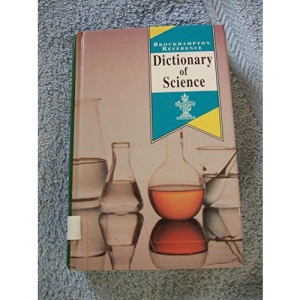Dictionary of Science (Brockhampton Reference Series (Art & Science))