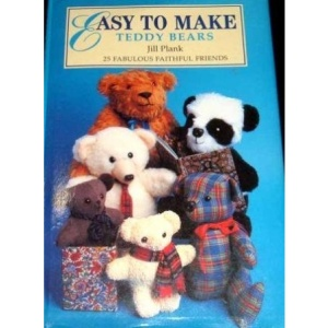 Teddy Bears (Easy to Make)