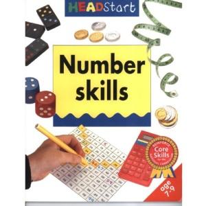 Number Skills (Headstart 7-9)