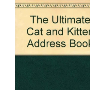 The Ultimate Cat and Kitten Address Book