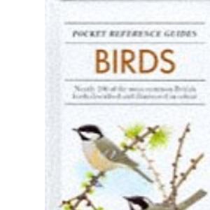 Birds (Pocket reference guides)
