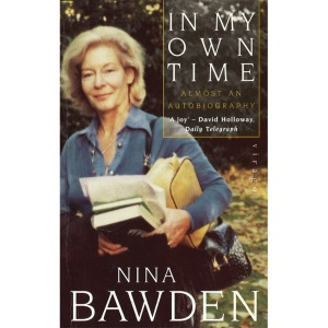 In My Own Time: Almost an Autobiography