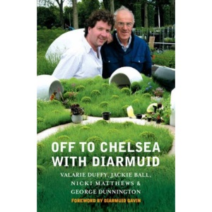 Off to Chelsea with Diarmuid