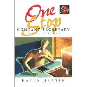 One Stop Company Secretary