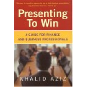 Presenting to Win: A Guide for Finance and Business Professionals