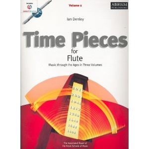Time Pieces for Flute: v. 1