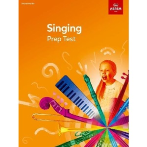 Singing Prep Test (ABRSM Exam Pieces)