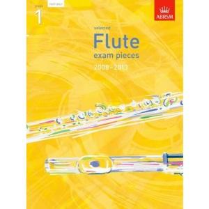 Selected Flute Exam Pieces 2008-2013, Grade 1 Part (ABRSM Exam Pieces)