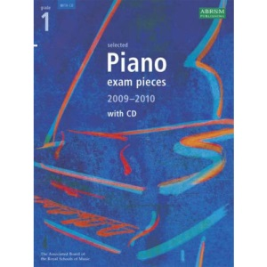 Selected Piano Exam Pieces 2009-2010: Grade 1