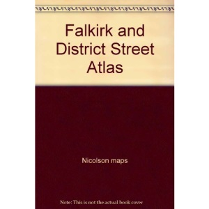 Falkirk and District Street Atlas