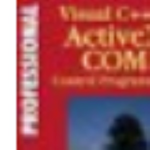 Professional Visual C++ ActiveX Intranet Programming: Incorporating Visual J++ and Visual Basic 5 CCE Control Programming