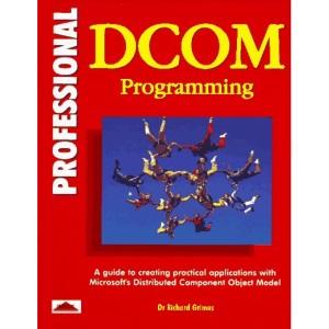 Professional DCOM Programming