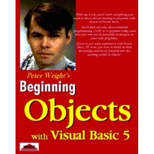 Beginning Objects with Visual Basic 5