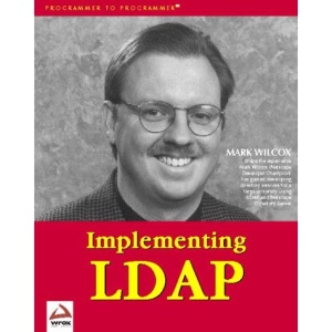 Implementing LDAP (Programmer to programmer)