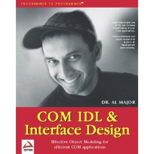 COM IDL and Interface Design (Professional)