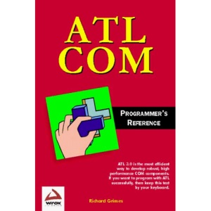 ATL COM Programmer's Reference